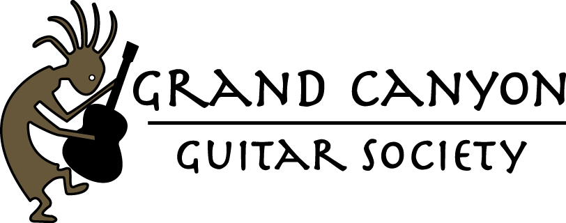 Grand Canyon Guitar Society Logo